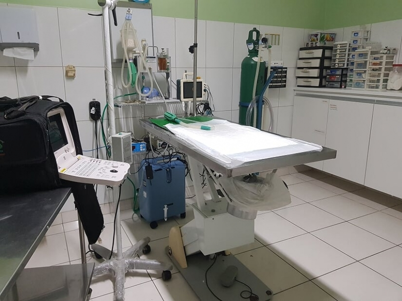 Clínica Veterinária Raio X Cotia - Clínica Veterinária