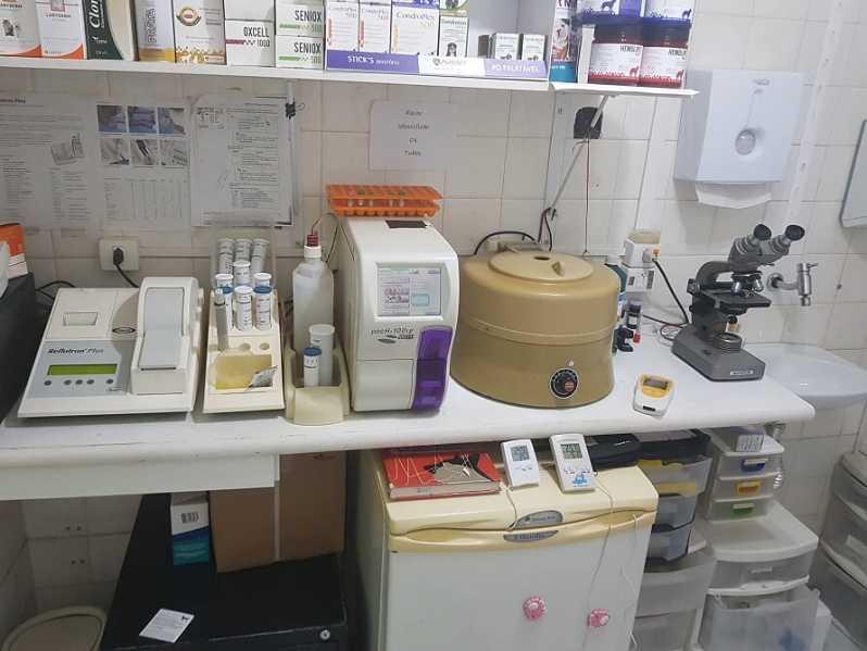 Onde Encontro Centro Médico Veterinário Cotia - Clínica Veterinária Oftalmologia