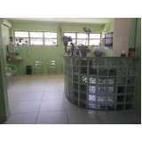 clínica veterinária com internação