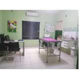 clínica veterinária para animais